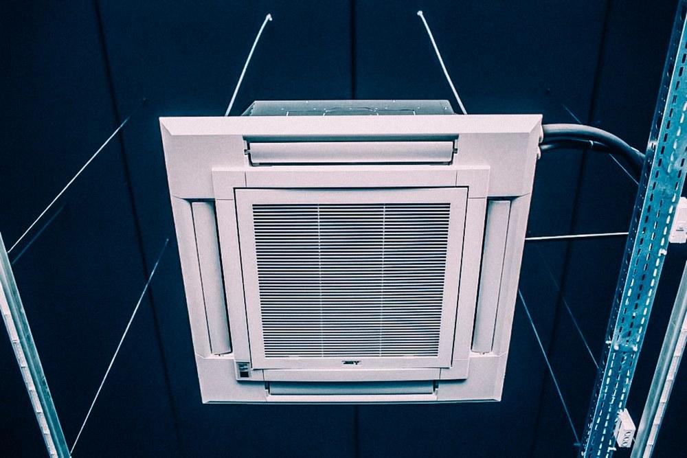 serwis klimatyzator sufitowy (stropowy)